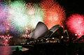 APEC Australia 2007 Sydney Opera House fireworks.jpg