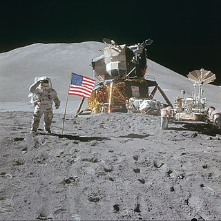 Apollo 15 Fourth crewed mission to land on the Moon