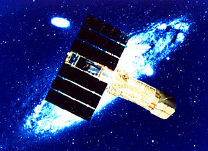 Advanced Satellite for Cosmology and Astrophysics - Image: ASCA