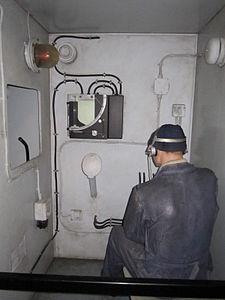ASDIC hut, Merseyside Maritime Museum (2).jpg