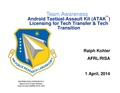 ATAK Tech Transfer brief 2014 03 31.pdf