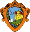 Coat of arms of Breitenfurt near Vienna