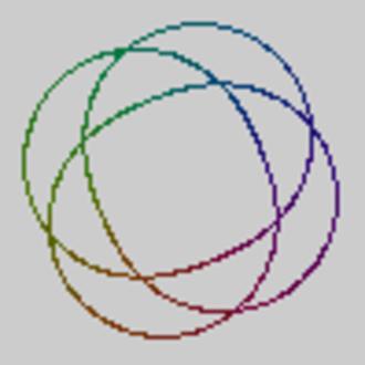 Pretzel link - P(3,3,-2) = T(4,3) = 819
