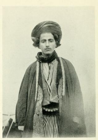 A Jaf chief, S. Kurdistan