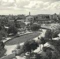 A LANDSCAPE IN JERUSALEM, IN THE 1930'S. נוף העיר ירושלים בשנות ה 30 של המאה ועשרים.D728-065.jpg