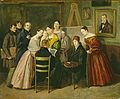 A Painter and Visitors in a Studio F-000545.jpg