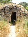 A Shomera near Ein Handek 2.JPG