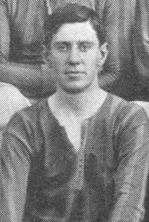 Alex Walker (Scottish footballer) - Walker while with Brentford in 1904