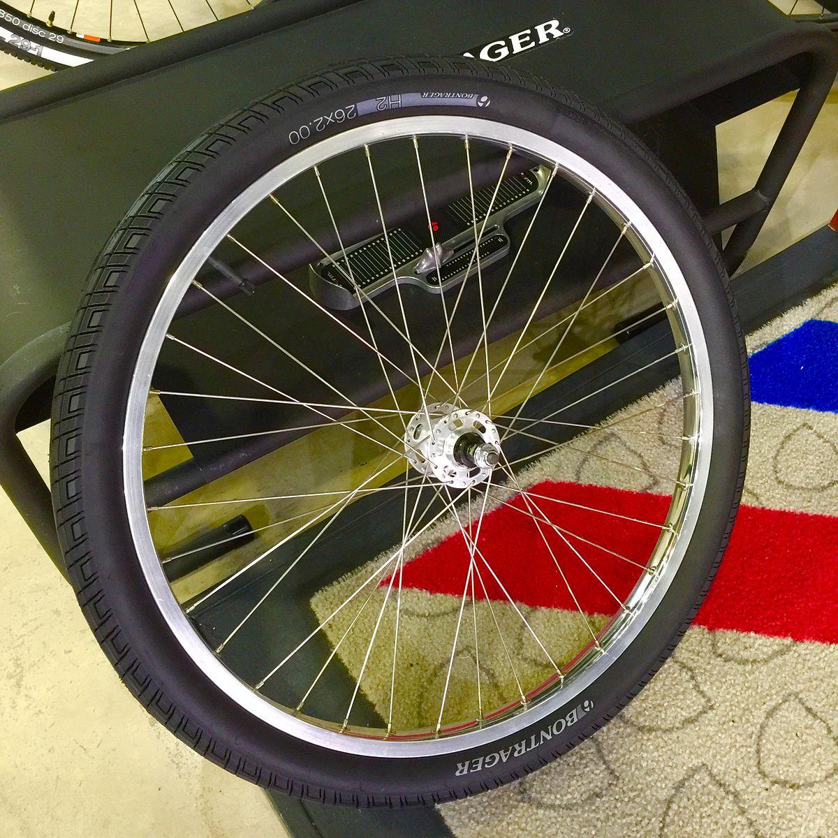 Rueda de bicicleta - Wikipedia, la enciclopedia libre
