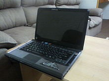 220px A black Sony Vaio C Series Laptop Laptop