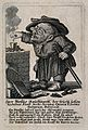 A dwarfish alchemist, caricatured because of the vanity of h Wellcome V0011931.jpg