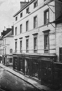Bijouterie rue de st malo rennes