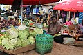 A woman selling cabbage in suburbs of Mbale town.jpg