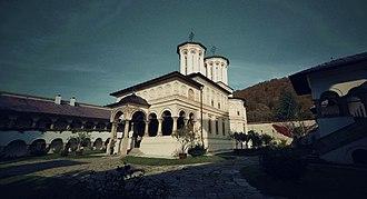 Oltenia - Horezu Monastery - UNESCO World Heritage