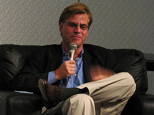 The West Wing creator Aaron Sorkin He was the ...