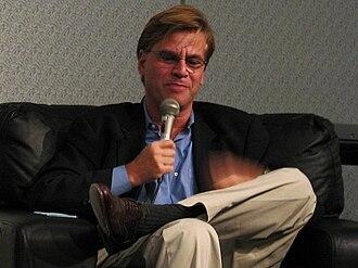 Aaron Sorkin - Aaron Sorkin interviewed William Goldman in November 2008 at the Screenwriting Expo.