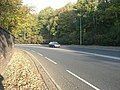 Abbey Road, with autumn leaves - geograph.org.uk - 275621.jpg