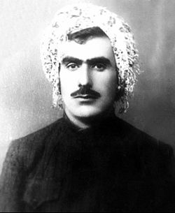 Abdurrahman Sharafkandi In the early Republic of Mahabad.jpg