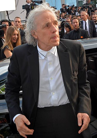 Abel Ferrara - Abel Ferrara at the 2017 Cannes Film Festival