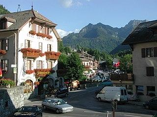 Abondance, Haute-Savoie Commune in Auvergne-Rhône-Alpes, France