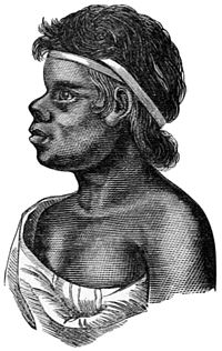Aborigines of Victoria - Fig 251 - Mocata (King John's wife).jpg