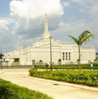 Christianity in Nigeria - Aba Nigeria Temple (LDS)