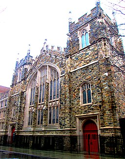 Abyssinian Baptist Church 132 West 138th Street