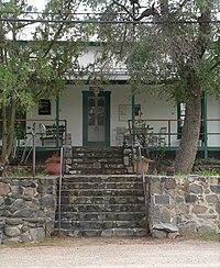 Acadia Ranch Museum (Oracle, AZ) center section 1.JPG