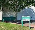 Accès Astroballe côté Avenue Marcel Cerdan (Villeurbanne).jpg