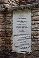 Achenkirch - Kriegerdenkmal - Gedenkstein für Anton Dominikus Aschbacher.jpg