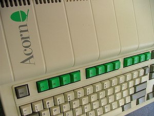 Acorn Archimedes Computer