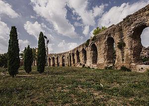 Aqua Alexandrina - Acqueduct Alexandrina