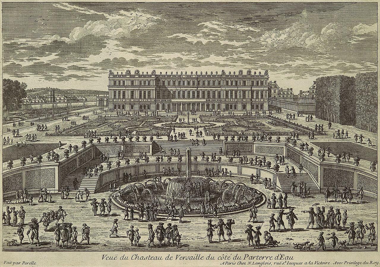 File Adam Perelle View Of Versailles Garden Facade