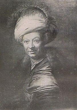Adolf Friedrich von Olthof
