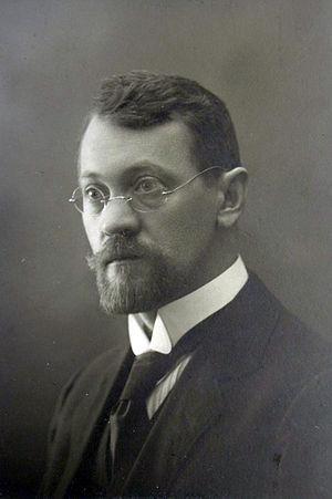 Adolf Hoel - Adolf Hoel (1911)
