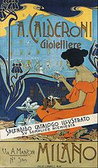 A. Calderoni Gioielliere