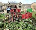 Adventure Playground - The Fleece Inn - Jepson Lane - geograph.org.uk - 736843.jpg