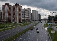 Aeradromnaja street (Minsk, Belarus) — Аэродромная улица (Минск, Беларусь) p22.jpg