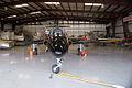 Aero Vodochody L-29 Delfin Viper HeadOn CWAM 8Oct2011 (14444266140).jpg