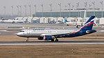 Aeroflot - Russian Airlines Airbus A320-214 VP-BWD MUC 2015 01.jpg