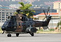 Aerospatiale AS 532UL Cougar, Venezuela - Air Force JP6573606.jpg