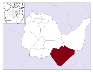 Khaki Jabbar District District in Kabul Province, Afghanistan