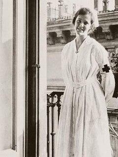Agnes von Kurowsky Muse for Ernst Hemingway