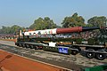 Agni-IV missile at rehearsal of Republic Day Parade 2012.jpg