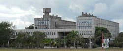Agrarian University of Havana Central Building.jpg