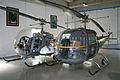 Agusta-Bell AB47G MM80113 12 & AB47J MM80187 SE-38 (6566057627).jpg