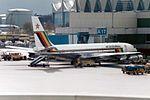 Air Zimbabwe Boeing 707-330B Z-WKR (26996938676).jpg