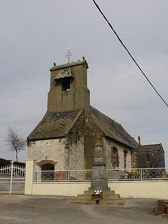 Aix-en-Ergny - The church of Aix-en-Ergny
