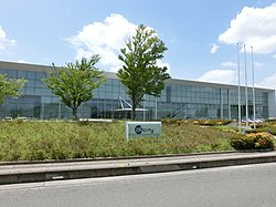 Akebono Brake Industry Head Office.JPG