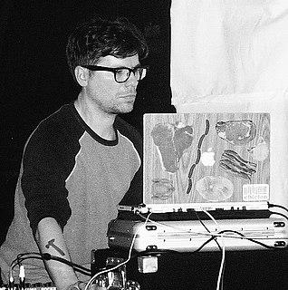 Akufen Canadian electronic musician